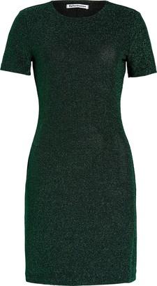 Reformation Amina Metallic Dress