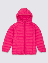 Marks and Spencer Zipped Through Padded Coat (3-16 Years)