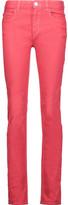 Etoile Isabel Marant Nust Mid-Rise Straight-Leg Jeans