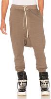 Rick Owens Prisoner Drawstring Pants