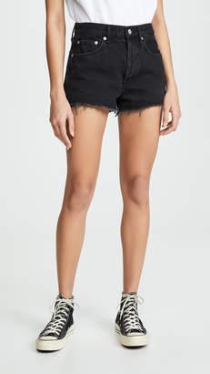 A Gold E AGOLDE Vintage Cutoff Parker Shorts