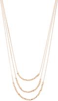 Accessorize Layered Delicate Chain Necklace
