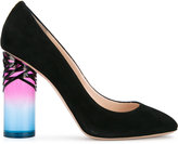 Nicholas Kirkwood Suede 'Zaha' Pumps - women - Leather/Suede - 35