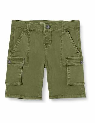 Name It Boy's Nmmbarry Twibatella Cargo Long Shorts Cf