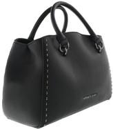 Versace EE1VQBBB5 EMFI Black Satchel Bag