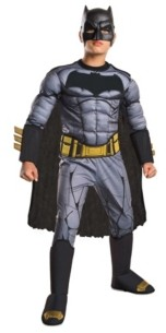 BuySeasons Batman V Superman Dawn of Justice Deluxe Batman Little and Big Boys Costume