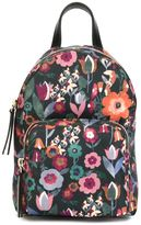 RED Valentino floral print backpack