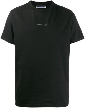 Alyx logo print short-sleeve T-shirt
