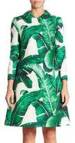 Dolce & Gabbana Printed Coat
