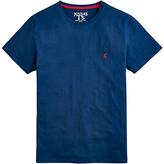 Joules Plain Sea T-shirt, Sea Blue