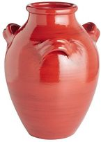 Pier 1 Imports Red Terracotta 3-Handle Vase