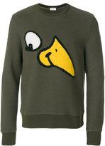 Moncler colour-block sweatshirt