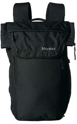 Marmot Merritt (Black/Cinder) Backpack Bags