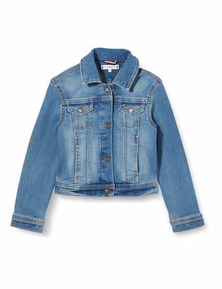 Tommy Hilfiger Girl's Basic Trucker OCLBST Jacket