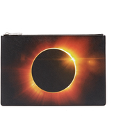 Givenchy Eclipse-print coated-canvas pouch