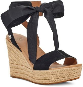UGG Wittley Espadrille Wedge Sandal