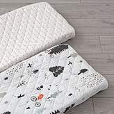 Set of 2 Forest Friends Changing Pad Covers