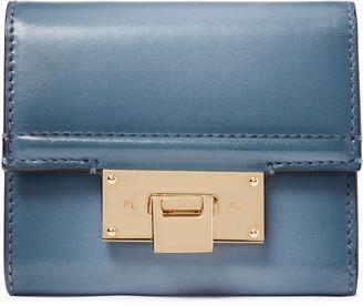 Ralph Lauren Petite Hinge-Lock Wallet