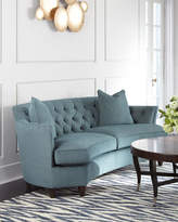Ambella Zadie Tufted Sofa