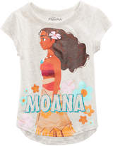 Disney Moana T-Shirt, Little Girls