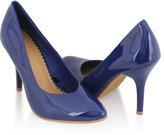 Style deals Closed Toe Patent Leatherette Pumps