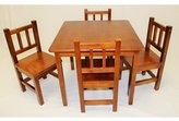 eHemco Kids 5 Piece Table and Chair Set
