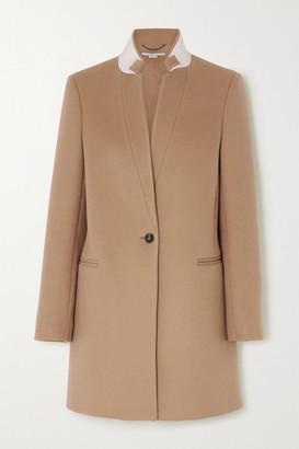 Stella McCartney Wool Coat - Beige