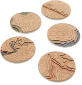 Topo Coasters Mixed Set