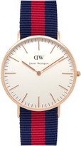 Daniel Wellington 0101DW Oxford Watch Navy