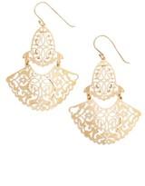 Argentovivo Women's Chandelier Drop Earrings