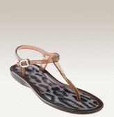 'Maui' Jelly Thong Sandal