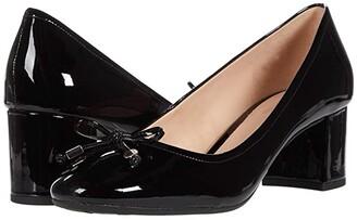 Kate Spade Bev Bow (Black) Women's Shoes