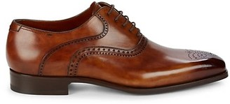 Magnanni Bowery Leather Oxfords