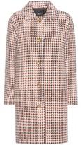A.P.C. Tweed Wool-blend Coat