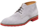 Rouge Leather Chukka Boot