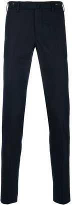 Pt01 Fitted Tailored Trousers