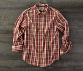 Madda Fella The Mallory Plaid Shirt - Sunset Key