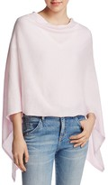 Minnie Rose Cotton Ruana Poncho
