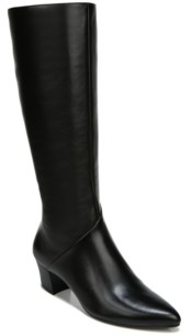 Naturalizer Melanie High Shaft Boots Women's Shoes