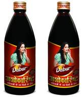 Dabur Ashokarishta Treatment of Heavy Menstrual Bleeding 900 Ml (2 X 450 Ml)