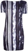 Maison Martin Margiela printed dress