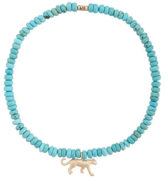 Luis Morais medium pantera spacer bracelet