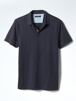 Banana Republic Cotton-Silk Polo