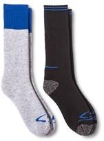 Champion Men's 2pk Boot Socks