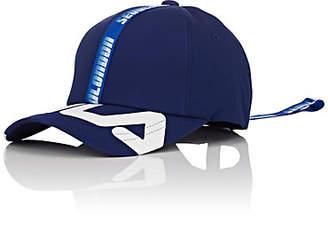 D-ANTIDOTE Women's Cotton Twill Baseball Cap - Blue