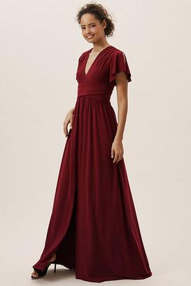 BHLDN Mendoza Dress By in Purple Size Us 24/uk 28