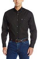 Wrangler Men's 20x Long Sleeve One Pocket Button Shirt