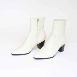 Collection & Co - Kali Boot Off White - 35 / Off-white