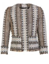 Tory Burch Fabric Jacket