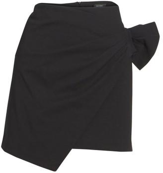 Isabel Marant Lyuba Ruched Mini Skirt